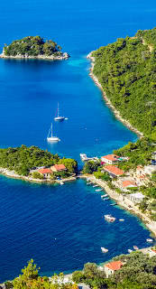Holiday home vacation in Croatia